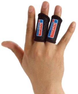AFH Fingerbandagen Fingerschiene Fingersupport | 2 Stück | verschiedene Größen (L = ca. 3,0 x 6,0 cm)