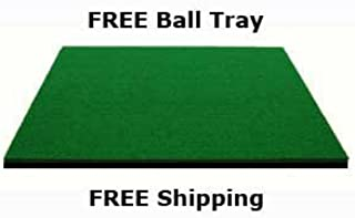 used golf range mats