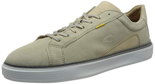 camel active Avon Sneaker, Scarpe da Ginnastica Uomo, Bianco, 40 EU