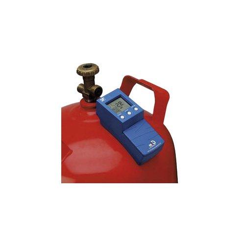 Brunner Reich Dispositif de Mesure de contenance de Bouteille de gaz GIM Accessoires Barbecue