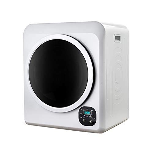 Dryer Tumble Freestanding Electric Clothes, Handle Design/Multiple Drying Modes/Large Capacity 6kg / Double Filter Sterilization, Household Drying Tumble