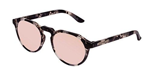 HAWKERS · WARKWICK · Carey grey · Rose gold TR18 · Gafas de sol para hombre y mujer