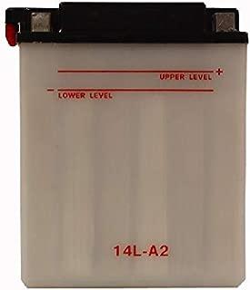 Exide Battery 14LA2 Motorcycle Battery