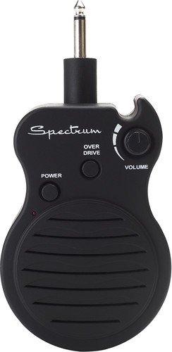 Spectrum AIL M101B iRock Portable Mini Amp with iPod/mp3/Aux Input