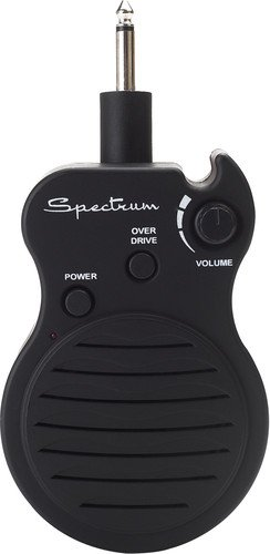 Spectrum AIL M101B iRock Portable Mini Amp with iPod/mp3/Aux Input