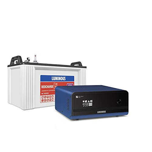 Best inverter and battery