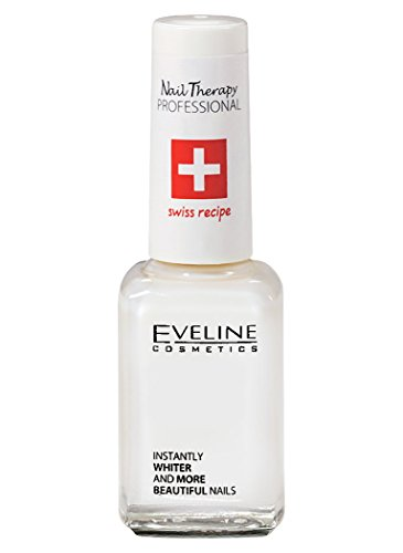 Eveline Cosmetics 3 In 1 Instantly Whiter Nail Whitener