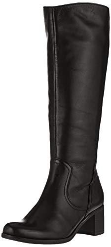 MARCO TOZZI Damen 2-2-25525-23 Hohe Stiefel, Schwarz (Black Antic 002), 39 EU
