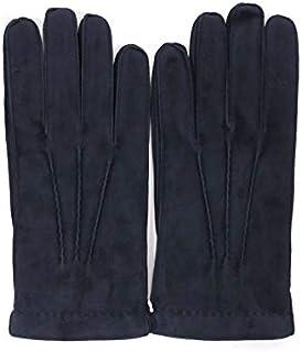 [アルポ] スエード グローブ ブルー 手袋 メンズ AP182UASUEDE365 防寒 冬用