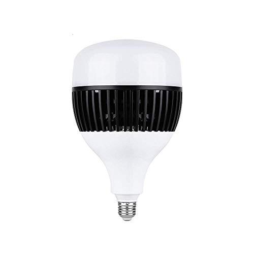 wangpu Bombillas LED E27 de 50 W, bombillas de ahorro de energía, bombillas Edison de rosca para el hogar, oficina, iluminación de patio