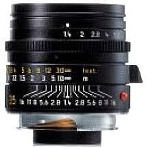 Leica 35mm f/1.4 Summilux-M Manual Focus Lens (11874)