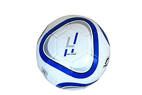 HIGH LIVING Fußball Größe 5 Training Professional Club Team Indoor & Outdoor Match Fußball Ball