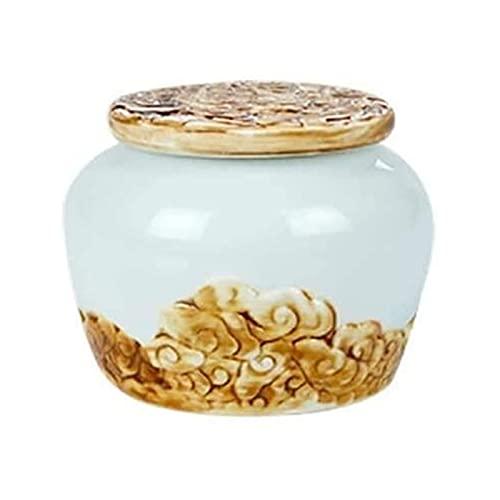 SSHA urna Urnas para Cenizas - para urnas de cremación de Mascotas funerarias para Cenizas humanas Adulto urnas para Cenizas
