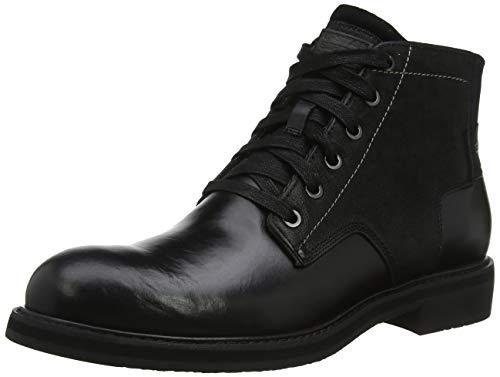G-STAR RAW Herren Garber Derby Klassische Stiefel, Schwarz (Black 098-990), 46 EU