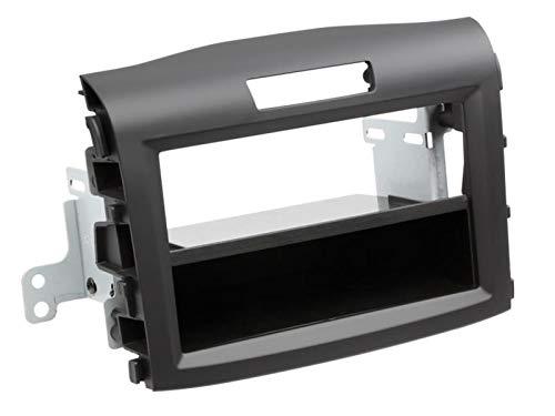 ACV Adaptateur de façade Soft Touch 2-DIN Inbay pour Honda CR-V 2012 > Noir