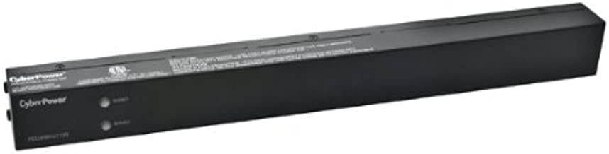CyberPower PDU30BHVT12R Basic PDU, 200-230V/30A, 12 Outlets, 1U Rackmount