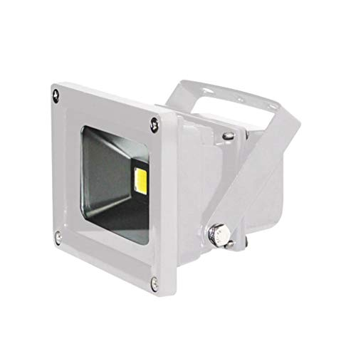 Electrovision - Projecteur à LED - Couleur: Blanc - Dimensions: 10W