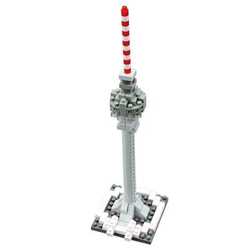 Nanoblock Berliner Fernsehturm // Mini series NANOBLOCK