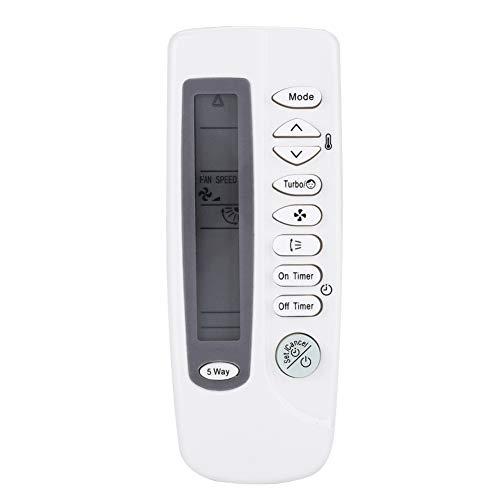 SANON Mando a Distancia Mando a Distancia de Repuesto para Aire Acondicionado para Samsung Arc-410 Arh-401 Arh-403