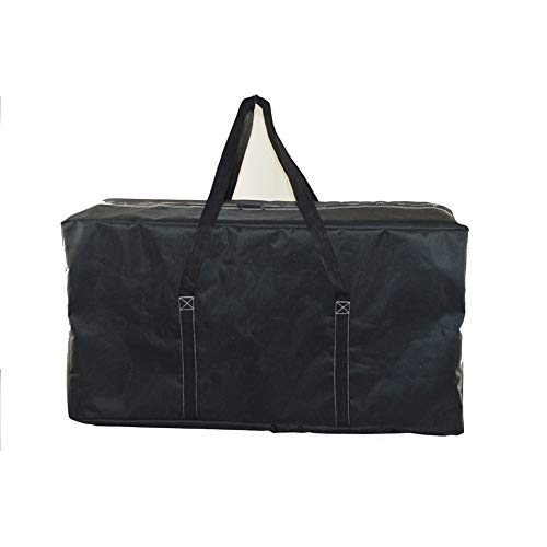 HANSHI Heavy Duty Large Tent Storage Bag Tent Accessories to Protect Your Tent or Awning 80X30X42cm Black HSND03
