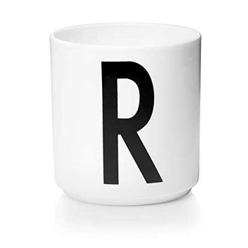 Design Letters Personal Porcelain cups A-Z (White) (250 ml, R)