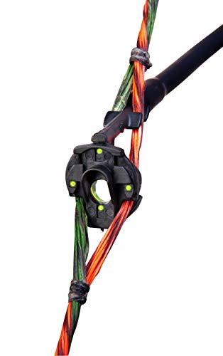 TRUGLO Glo-Brite Peep Sight, Black