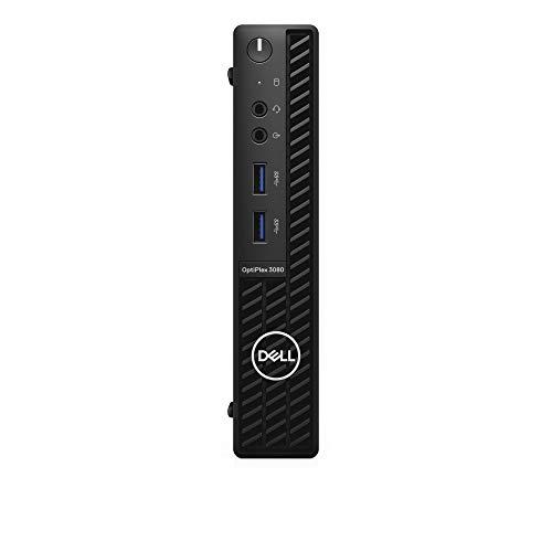 Dell Optiplex 3080 MFF, Core i3-10100T, 8GB RAM, 256GB SSD (XHK61)