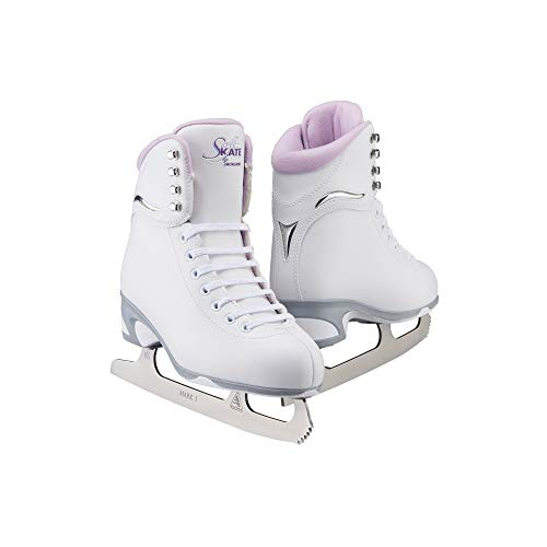 Jackson Ultima SoftSkate Womens/Girls Figure Ice Skates - 12 Children's