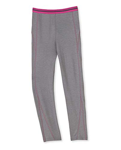Schiesser Thermo Light Unterhose lang 3er Pack Grey-pink 128