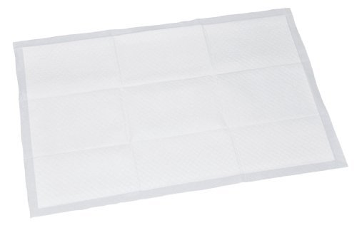 AIDAPT 25 Disposable Mattress Protectors 60 x 60 cm Absorption 600 ml