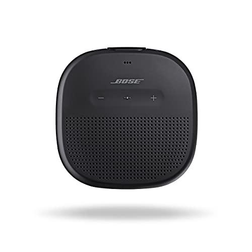 Bose SoundLink 783342-0100 Diffusore Micro Bluetooth, Nero