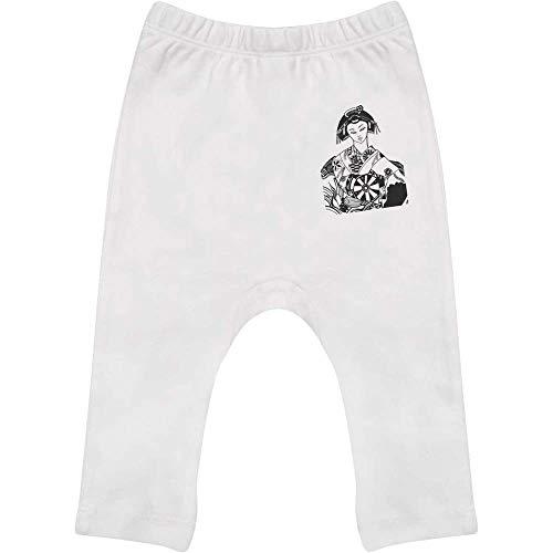 6-12 maanden Elegante Geisha Baby Leggings / Broeken / Joggers (BE00034528)