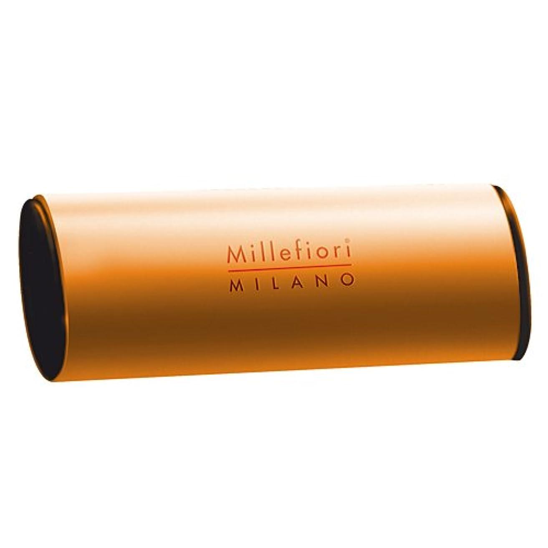 ゴミ管理します流すMillefiori カーエアーフレッシュナー オレンジ オレンジティー CDIF-A-003