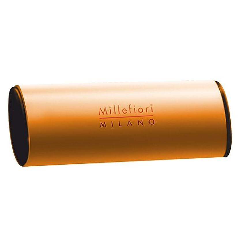 仲介者アルミニウムアナログMillefiori カーエアーフレッシュナー オレンジ オレンジティー CDIF-A-003