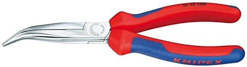 Knipex 26 25 200 SB Alicate de montaje, 200 mm, producto en cartulina autoservicio/en blíster