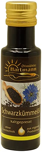Ölmühle Hartmann GbR - Ägyptisches Schwarzkümmelöl - 100 ml