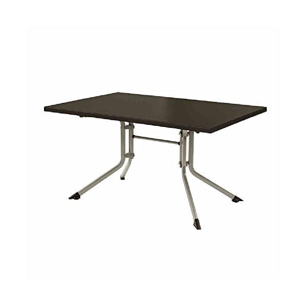 Kettler Boulevard Klapptische Advantage Gartentisch klappbar - Garten-Klapptisch - robuste Tischplatte aus Kettalux-Plus…