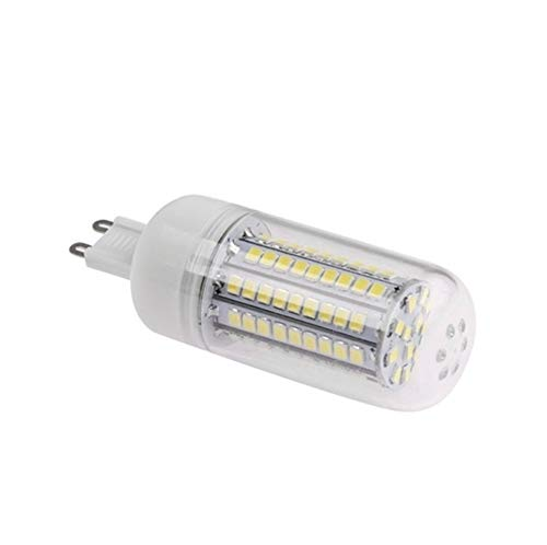 Bijenkorf bulb afzuigkap Verkoop goed G9 8.0W Corn Light lamp, 102 LED SMD 2835, warm wit licht, AC 220V, met transparant deksel lamp maïs e14 led bulb (Color : Color2)