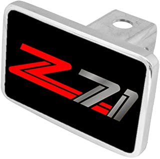 Eurosport Daytona- Compatible with -, Z71 - Hitch Cover