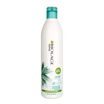BIOLAGE Styling Gelee | Firm Hold that Adds Body Shine & Control | Paraben Free 16.9 Fl Oz