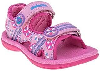 elefanten Girls - Toddler Open Air Sport Sandals - Water Friendly