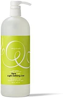 Deva Curl Light Defining Gel, 32 oz