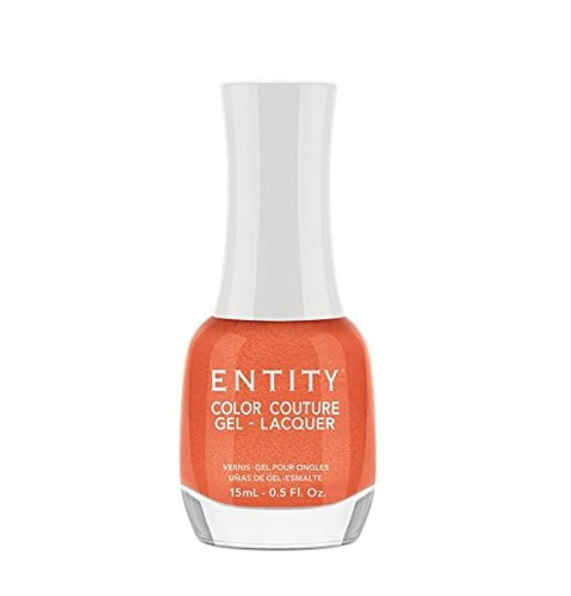 納屋細心のディレイEntity Color Couture Gel-Lacquer - Headshot Honey - 15 ml/0.5 oz