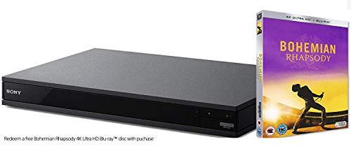 Sony UBP-X800M2   4K Ultra HD   Dolby Atmos Surround Sound   Bluetooth, Wi-Fi, USB