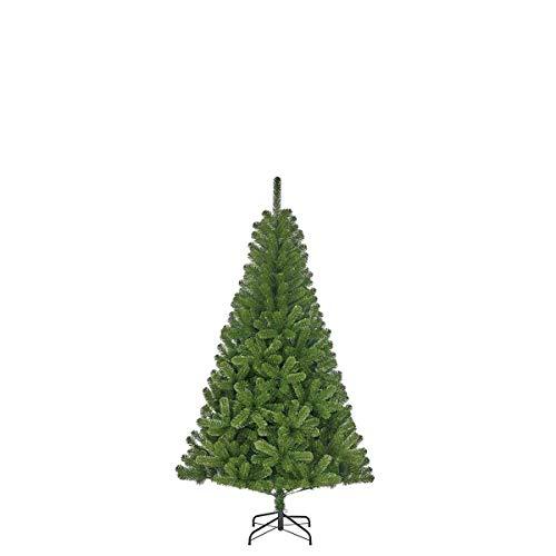 Black Box Trees Charlton kerstboom tips 220-h120xd76cm, groen, 120