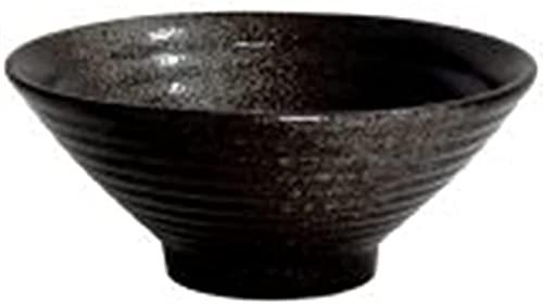 dh-7 Porcelana Tazón de pasta de cerámica estilo japonés sopa grande Ramen fideos tazón creativo instantáneo arroz Kimchi Bowl Set horno microondas mezcla segura