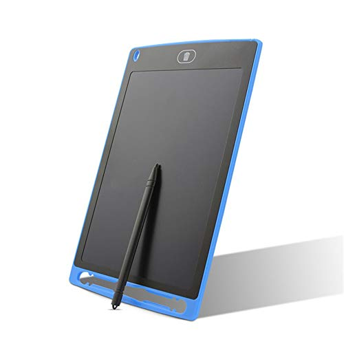 #N/V Tableta LCD gruesa de 8,5 pulgadas para escritura a mano de niños, graffiti lcd, tablero de escritura altamente sensible con detección de prensa