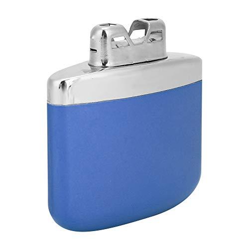 Ruining Calentador de Manos portátil, Calentador de Manos Duradero, ecológico para Trabajadores domésticos al Aire Libre(14 * 8 * 3cm-Blue)