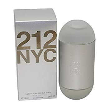 Carolina Herrera 212 Eau de Toilette Spray for Women 3.4 Fluid Ounce