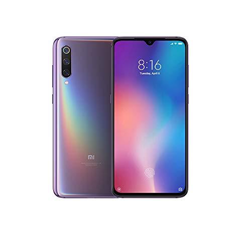 Xiaomi Mi 9 6/64GB LTE Dual-SIM Android 9.0 Smartphone Lavendar Violet EU